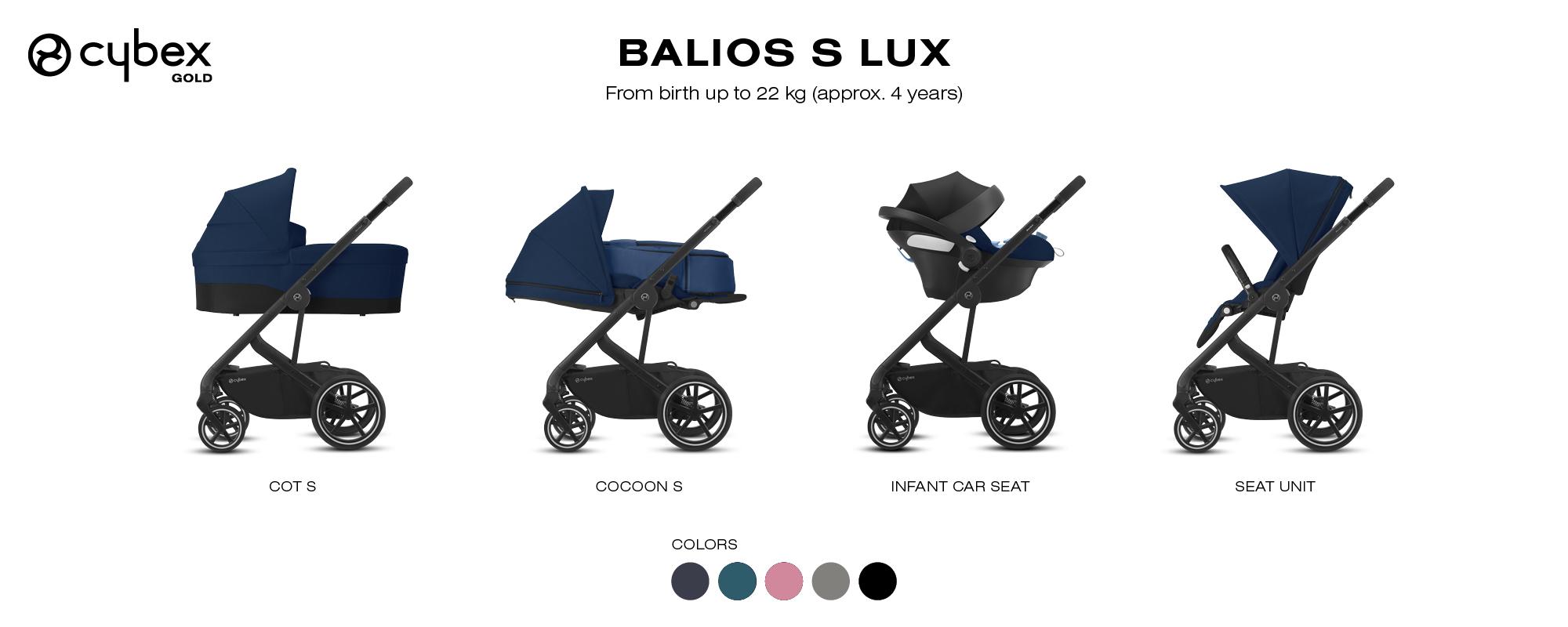 Balios S Lux