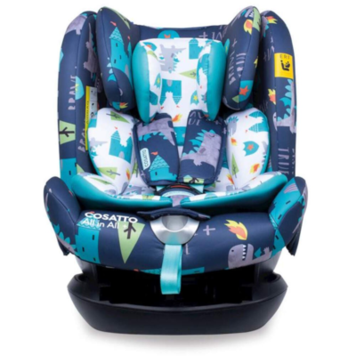 Cosatto Dragon Kingdom All in All Plus Car Seat
