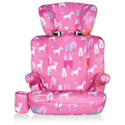 Cosatto Ninja Candy Unicorn Land Car Seat