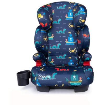 Cosatto Sumo Sea Monster Isofit Car Seat