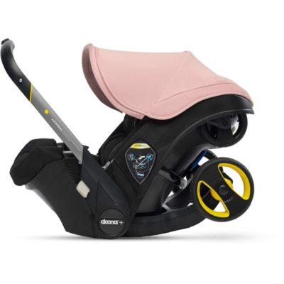 Blush Pink Car Seat Stroller