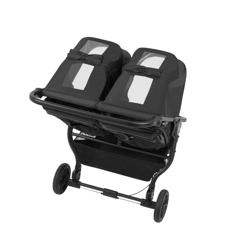 Baby Jogger City Mini GT2 Jet Double Stroller