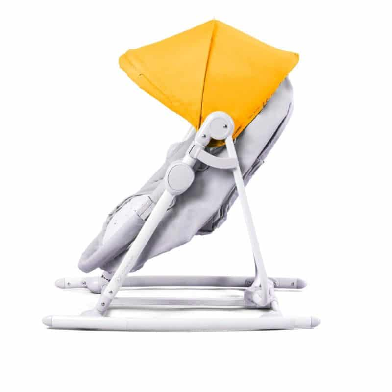 Kinderkraft Unimo 5 in 1 Cradle - Yellow 4