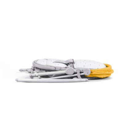 Kinderkraft Unimo 5 in 1 Cradle - Yellow 5