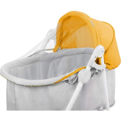 Kinderkraft Unimo 5 in 1 Cradle - Yellow 6