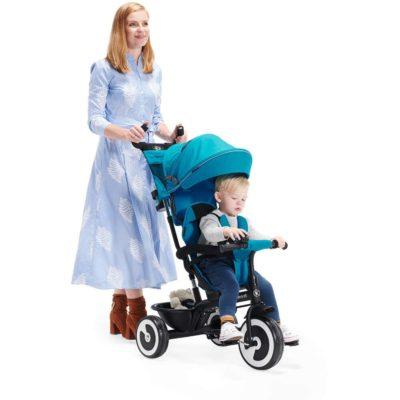 Kinderkraft Aston Trike - Turquoise 11