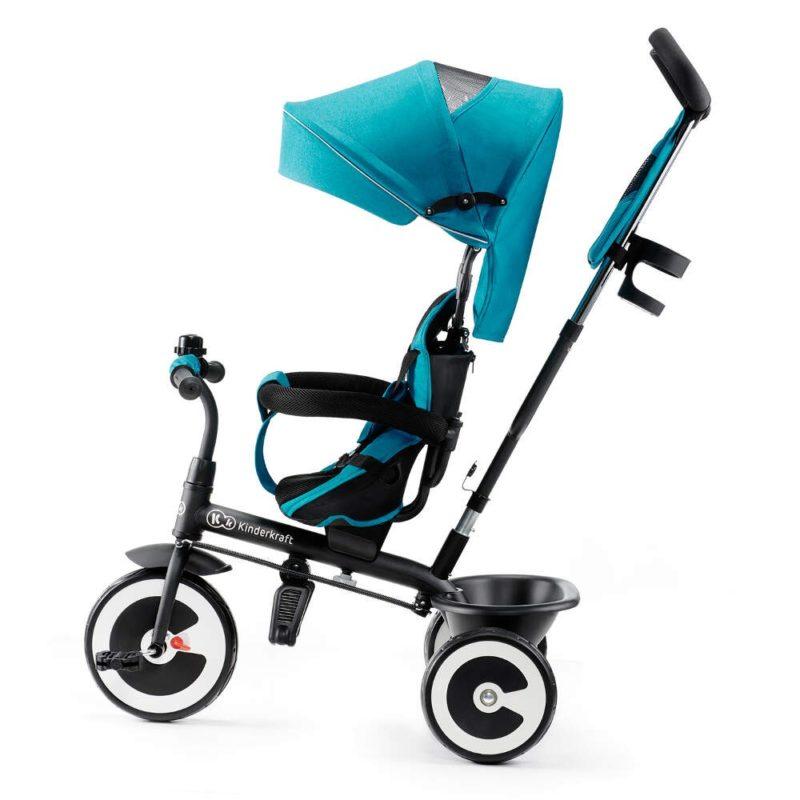 Kinderkraft Aston Trike - Turquoise 3