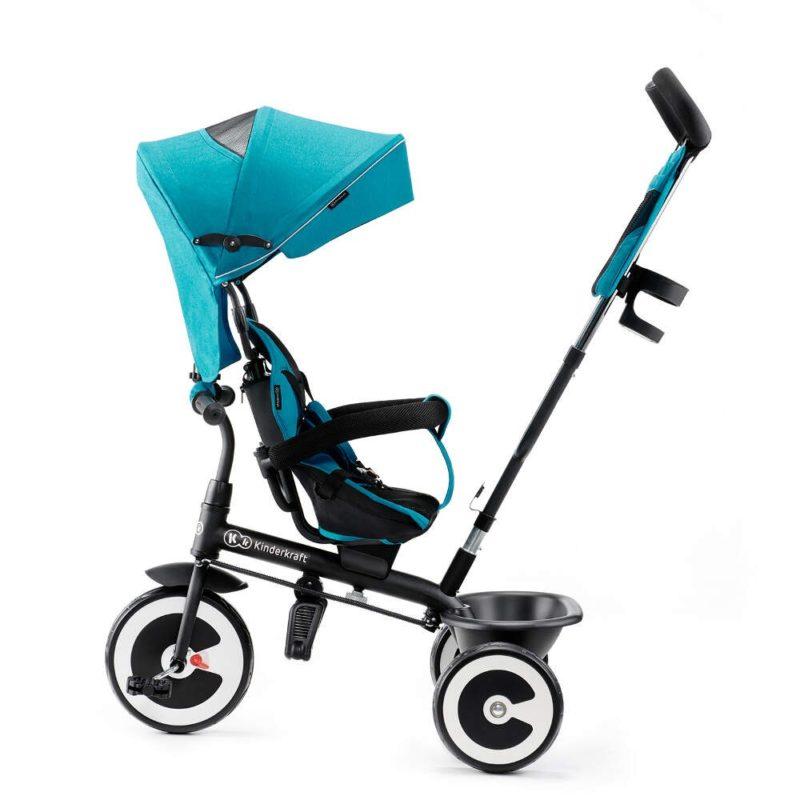 Kinderkraft Aston Trike - Turquoise 5
