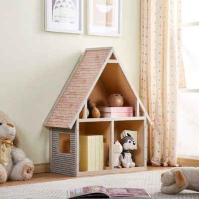 Liberty House Toys Chalet Dollhouse