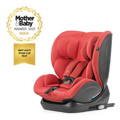 Kinderkraft MyWay Red Isofix Car Seat