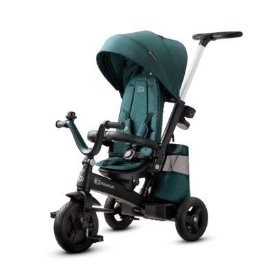 Kinderkraft Midnight Green Easytwist Trike