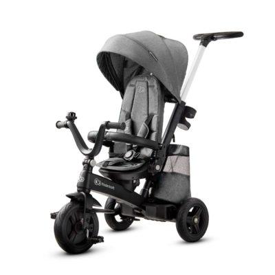 Kinderkraft Platinum Grey Easytwist Trike