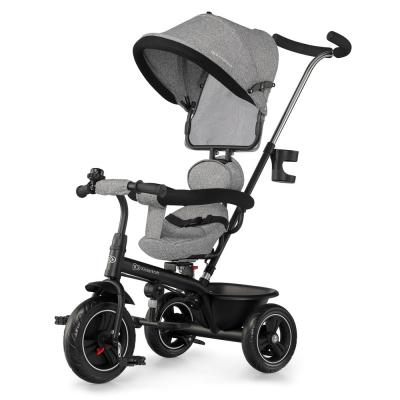 Kinderkraft FREEWAY Grey Melange Tricycle